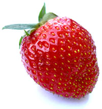 Strawberry Allergy Pictures