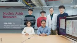 Image: Professor Dougu Nam and his research team in the School of Life Sciences at UNIST; Copyright: UNIST