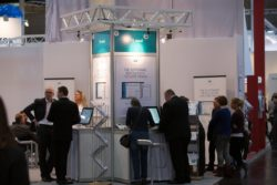 Foto: Exhibition stand T2 med