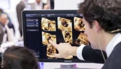 Image: imaging systems at MEDICA; Copyright: Messe Düsseldorf
