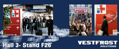 Vestfrost Solutions - Medica 2014