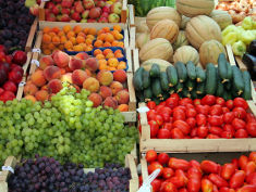 Photo: Fruit and vegetables
