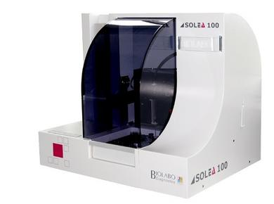 SOLEA 100, FULL AUTOMATED ANAYLSER FOR HAEMOSTASIS