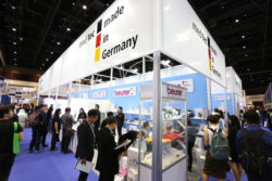 Picture: German Pavillon at the MEDICAL FAIR THAILAND