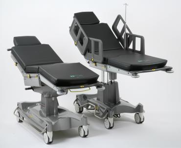 QA4 Surgery Trolley System