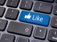 Photo: Like-Button