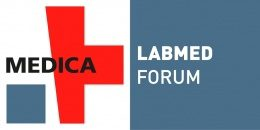 Image: Logo MEDICA LABMED FORUM