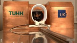 Image: The new medical device Magnetic Particle Imaging (MPI); Copyright: IBI