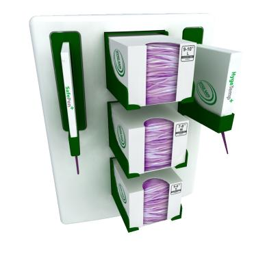 Hyge Safe system by Minima at MEDICA