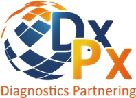 Image: Logo of the DxPx Coneference; Copyright: Messe Düsseldorf