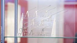 Image: surgical equipment at MEDICA; Copyright: Messe Düsseldorf
