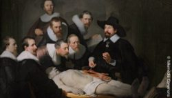 "Image: ""The Anatomy Lesson of Dr Nicolaes Tulp"", Rembrandt; Copyright: Wikimedia Commons"