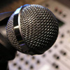 Microphone; linked to interviews