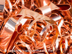 Photo: Copper wires