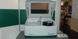 Photo: BM-200 Auto Chemistry Analyzer; Copyright: beta-web/Spelleken