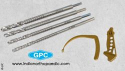 Image: Implantable screws for the fixation of bone fractures; Copyright: GPC