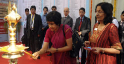 MEDICAL FAIR INDIA 2014 opening ceremony, Mumbai