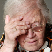 Photo: Woman with dementia