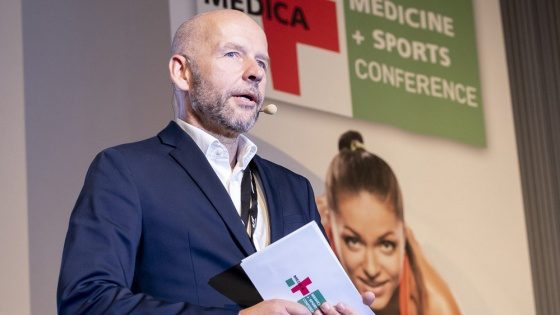 Image: Speaker at MEDICA ECON FORUM by TK