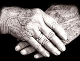 Photo: Old hands