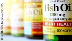 Image: fish oil pills; Copyright: panthermedia.net/outline2015