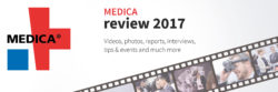 Image: Banner of MEDICA Live Coverage 2017; Copyright: beta-web/Schmitz