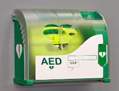 Photo: Automated External Defibrillators