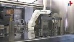 "Image: Preview picture of video ""Robotics in the laboratory"""